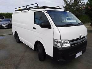 2010 Toyota Hiace Van/Minivan DIESIL Ravenhall Melton Area Preview