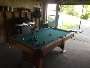 Pool table for trade