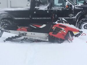 Greatest mountain sled ever