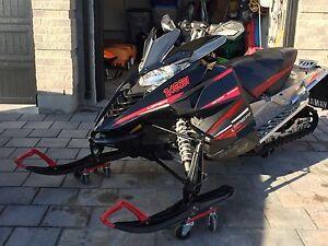 "2014 Yamaha SR Viper LTX 137"""
