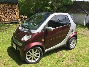2006 Smart FourTwo Passion CDI (Diesel)