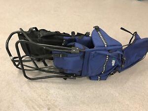 Kid carrier backpack