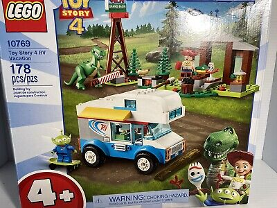 LEGO Toy Story Toy Story 4 RV Vacation Set (10769) - No Minifigures