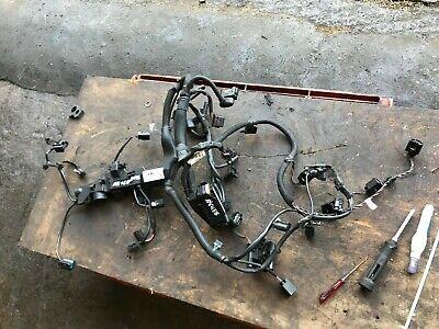 2010 MINI COUNTRYMAN R60 R61 1.6 09-14 N47 ENGINE WIRING LOOM 782370605#6455
