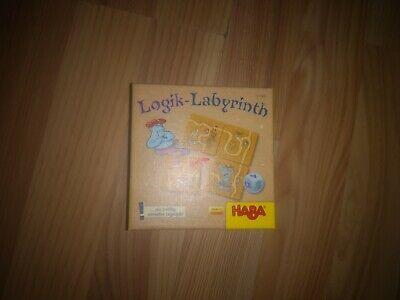 NEU**HABA**Logik-Labyrinth**6-99 Jahre**Geduldsspiel/Motorik/Geschick**