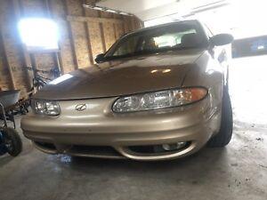 2002 Oldsmobile alero V6