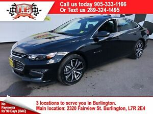 2017 Chevrolet Malibu LT, Automatic, Navigation, Leather, 47, 00