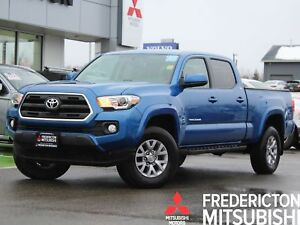 2016 Toyota Tacoma SR5 4X4 | CREW | V6  | LOADED