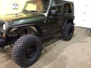2007 Jeep jk Sahara