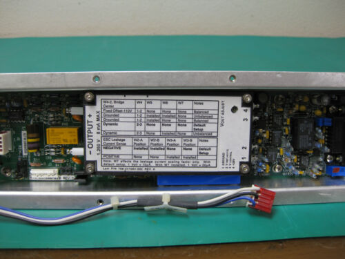 Lam Research  P/N: 853-025054-018 / ASSY, HSG, ESC POWER SUPPLY / Refurbished