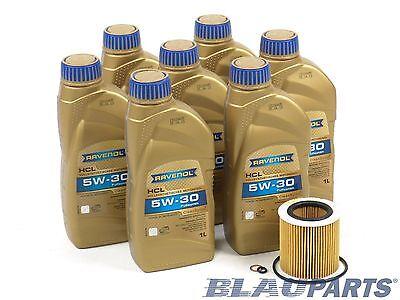 BMW Oil Change Kit 325i 328i 330i 335i 435i (E90 92 93 F30) 3.0L 06-15 LL-01 Oil