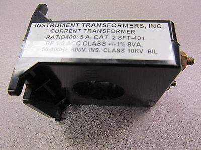 Instrument Transformers Control Transformer Ratio 4005a Cat 2sft-401