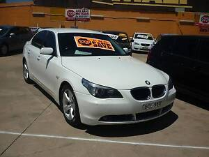 2005 BMW 530I SPORTS AUTO LONG REGO, THIS WEEK SPECIAL Harris Park Parramatta Area Preview