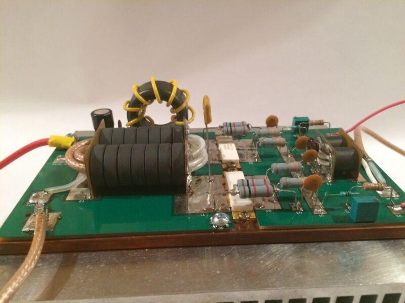 LDMOS RF HF Amplifier 3000 Watt PEP (1.8-54 MHz) with BLF188XR