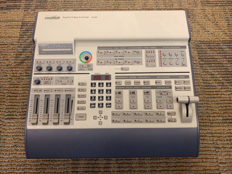 DataVideo SE-800 SE800 Video Mixer