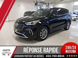 2017 Hyundai Santa Fe XL Luxury, AWD, CUIR, TOIT, NAV