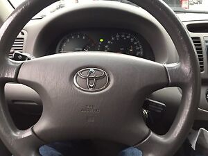 Camry Toyota 2002 LE