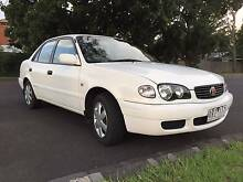 Toyota Corolla Conquest Long Rego and RWC Ormond Glen Eira Area Preview