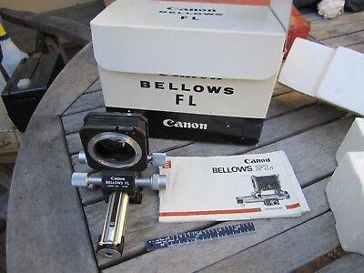 Адаптеры для объективов CANON BELLOWS FL