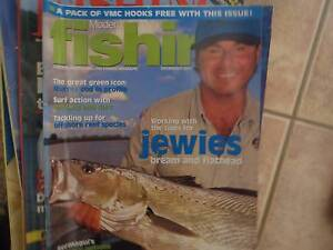 Fishing and Boating Magazines Cleveland Redland Area Preview