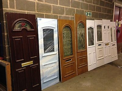 SECOND HAND DOOR PANELS, OVER 200 IN STOCK, REFURBISHED, FROM £20 EACH