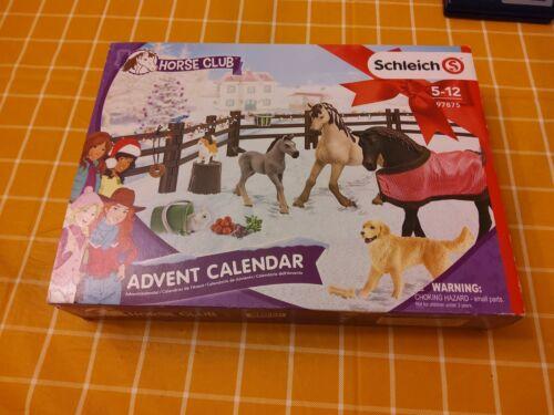 Schleich Horse Club Advent Calendar 97875 Brand New in sealed Box