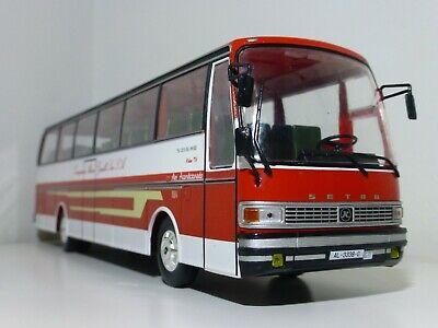 Setra S215HD 1:43 Autobús de Alsina Graells. Ed.Limitada.