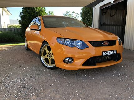 Ford XR6 Turbo Fg xr8 fpv 400kw Bargo Wollondilly Area Preview
