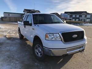 2007 Ford 150 Supercab 4x4