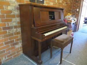 Gulbransen Pianola Marsden Park Blacktown Area Preview