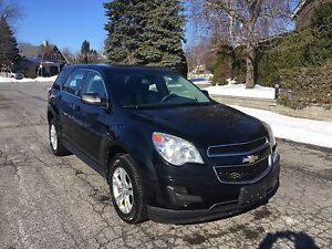 Chevrolet equinox AWD 2010