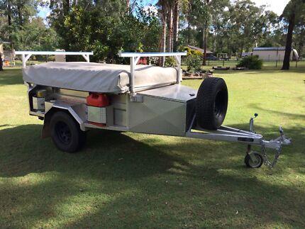 Camper Trailer Off Road 2007 Jimboomba Logan Area Preview