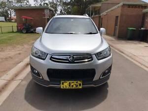 2015 Holden Captiva LTZ CG Auto AWD MY16