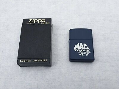 Mac tools racing zippo lighter