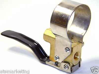 Carpet Cleaning - Auto Detail Upholstery Tool Valve With Bracket