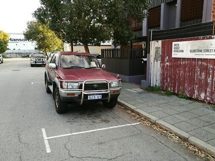 1992 Toyota Hilux Ute