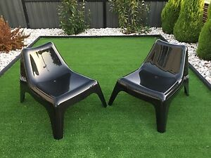 Set of 2 outdoor lounge chairs Craigieburn Hume Area Preview
