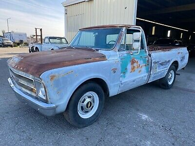 1967 Chevrolet C/K Pickup 2500 CST 1967 Chevrolet C20 CST Pickup, Factory A/C and P/S, video/delivery, NO RESERVE!