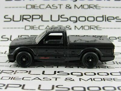 Hot Wheels 1:64 LOOSE 1991 GMC SYCLONE Pickup Custom SUPER w/Real Riders #2