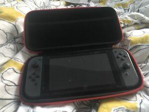 Nintendo Switch plus games