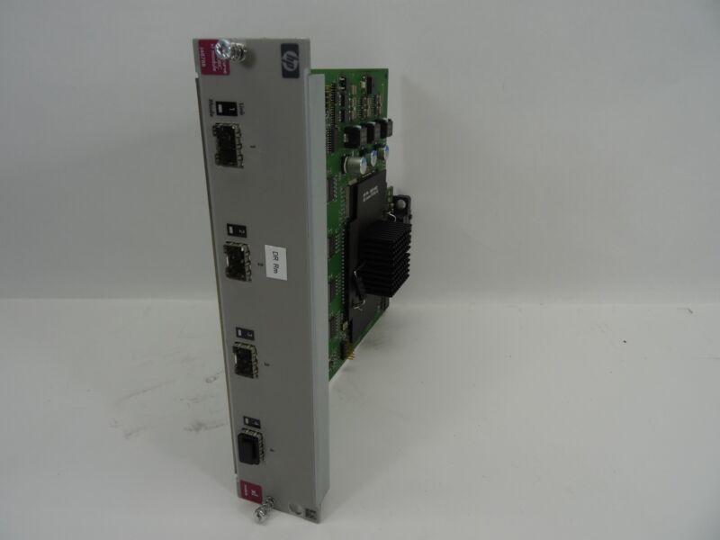 4 PORT MINI GBIC MODULE  J4878B