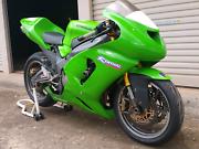 2006 Kawasaki Zx636r race bike Coconut Grove Darwin City Preview