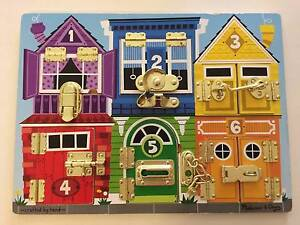 Melissa and Doug - Latches Board Springfield Lakes Ipswich City Preview