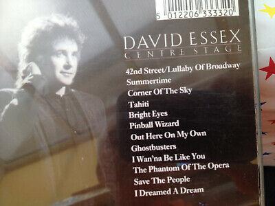 DAVID ESSEX  CD <>Pinball wizard/ Tahiti /Phantom / 42nd Street