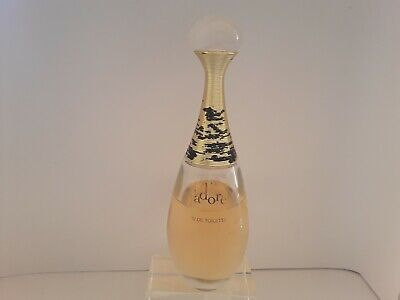 CHRISTIAN  DIOR J'ADORE EAU DE TOILETTE 100 ML, used for sale  Shipping to Ireland