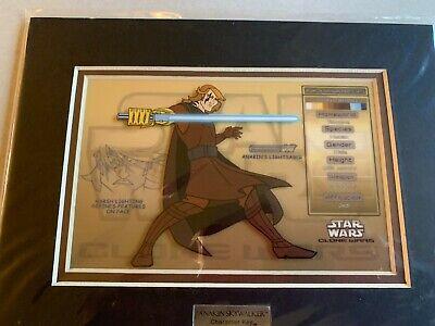Star Wars Clone Wars ACME Anakin Skywalker Limited Edition Character Key