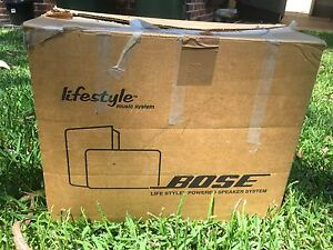 Bose lifestyle powered speaker Pendle Hill Parramatta Area Preview