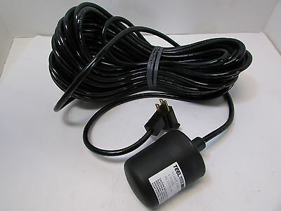 Mechancal 60 Ft Piggyback Sump Pump Floats 13 Amps Max 12 Hp 115 Volts New