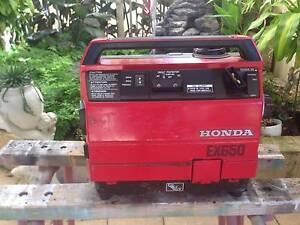 Honda EX650 generator Meadow Springs Mandurah Area Preview