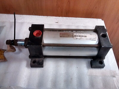 Norgren Pneumatic Cylinder 3-14 Bore 6 Stroke A0953b1-3.25 X 6 Max Psi 250